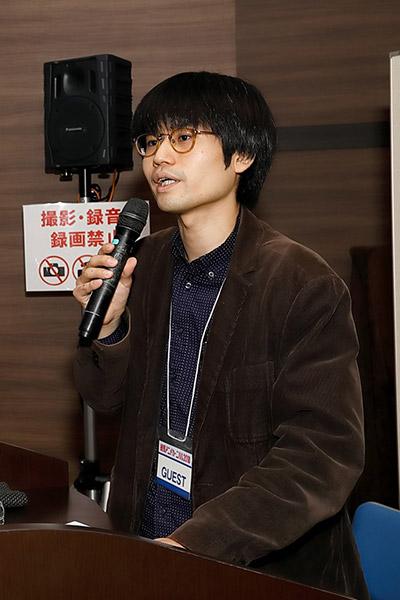 日本大学芸術学部制作作品集 専任講師・野村建太さんによるガイドトーク付上映