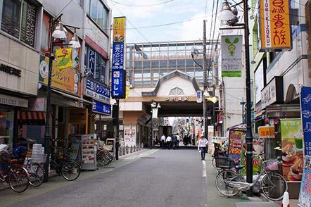 中村橋駅南口